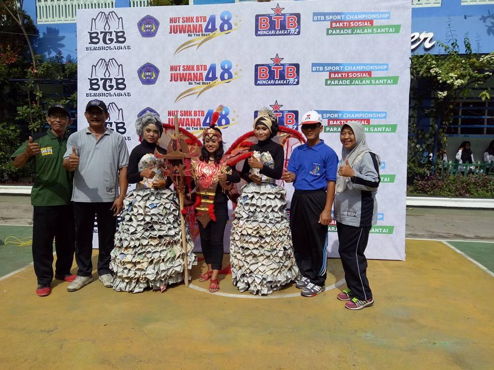 HUT ke 48 SMK Bhina Tunas Bhakti Juwana Tahun 2018